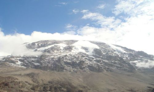 Zdjecie TANZANIA / brak / Kilimandżaro / KILI 2009