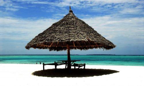 Zdjecie TANZANIA / Zanzibar / Kendwa Rock / plaza
