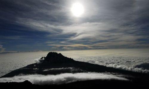 Zdjecie TANZANIA / Kili / Kili / widok z Kili