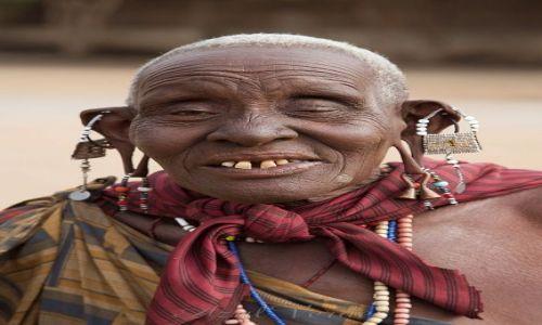 Zdjecie TANZANIA / brak / Arusha / Masai Mama
