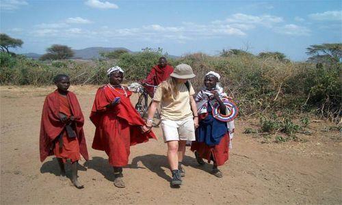 Zdjęcie TANZANIA / brak / Longido / masajowie