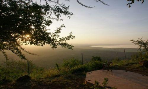 Zdjecie TANZANIA / Wielka Dolina Ryftowa / Panorama Camp / Świt III
