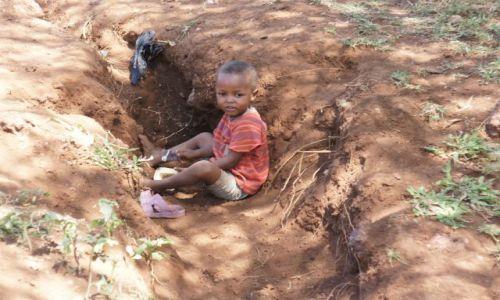 Zdjęcie TANZANIA / Manyara / Manyara Kibawoni / W piaskownicy