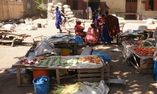Zdjęcie TANZANIA / Manyara / Mto Wa Mbu / Na targu w Mto Wa Mbu