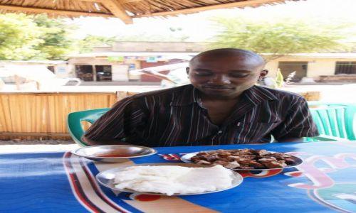 Zdjęcie TANZANIA / Manyara / Mto Wa Mbu / Dziś na obiad kozina i ugali