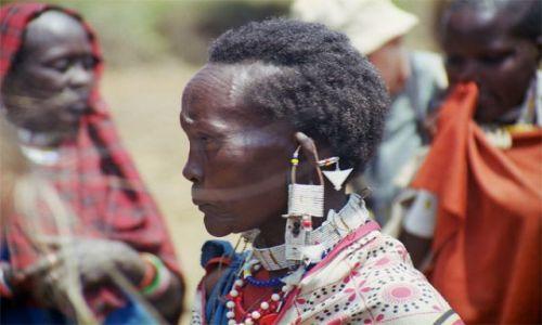 Zdjecie TANZANIA / brak / Longido / masajowie