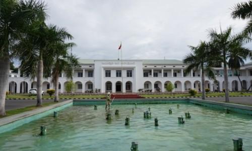 Zdjęcie TIMOR WSCHODNI / Dili / Pałac gubernatorski / Palacio do Governo