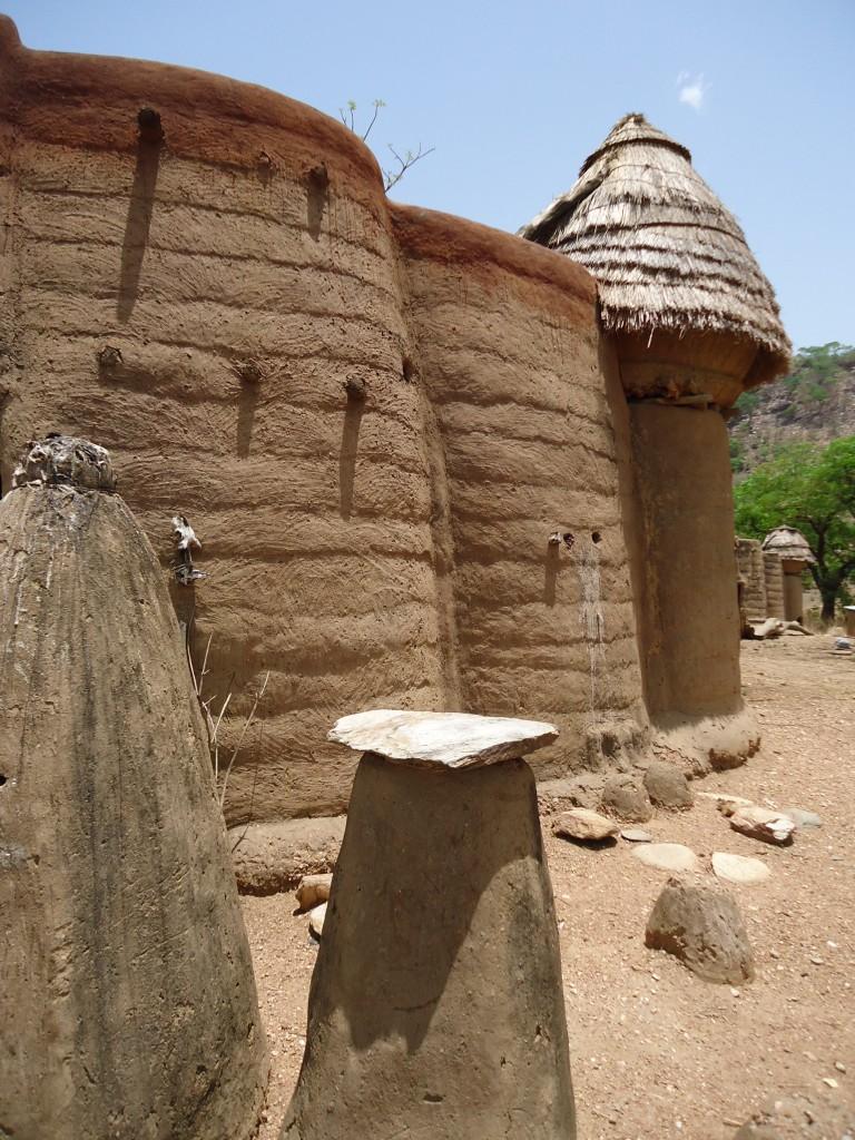 Zdjęcia: Koutammakou, Region Kara, W krainie Batammariba, TOGO