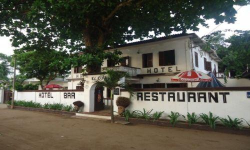 TOGO / Maritime / Lome / Godny polecenia hotelik