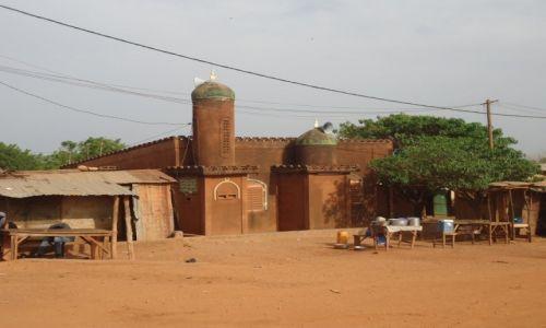 Zdjęcie TOGO / Region Kara / Kante / Typowy meczet (2)