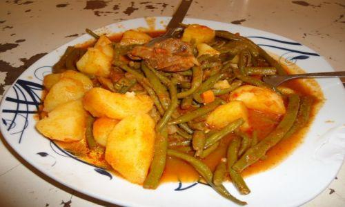 Zdjecie TOGO / Region Savanes / Cinkasse / W miarę zjadliwa potrawa