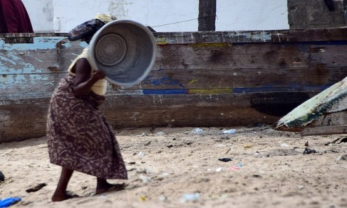 Zdjecie TOGO / Południowe Togo / Lome / Bądź moją tarczą