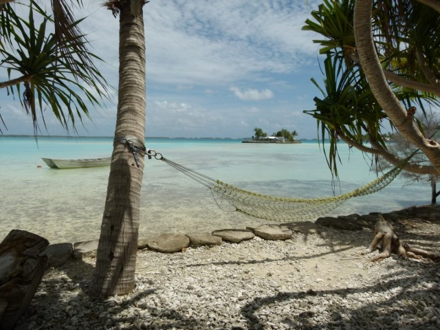 Zdjęcia: Atafu, Tokelau, Hamak, TOKELAU (Nowa Zelandia)