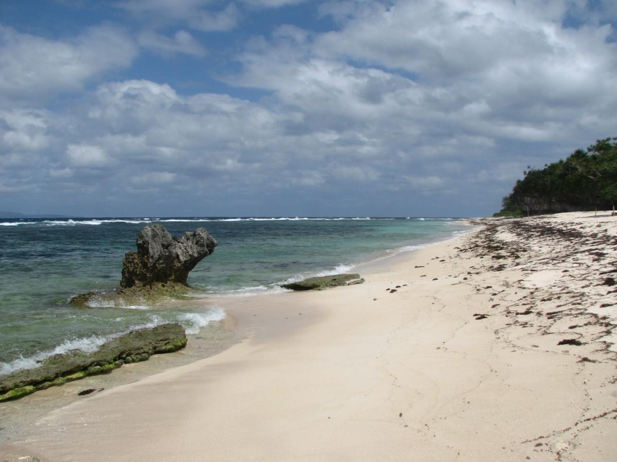 """Zdjęcia: NUKU""""ALOFA, Tonaga Tapu, plaża, TONGA"""