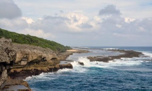 Zdjecie TONGA / Tongatapu / Plaża Fua amotu / Przed bitwą