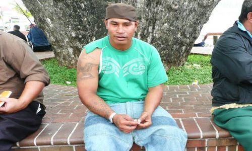 Zdjęcie TONGA / Tongatapu / Nuku'alofa / Koszulka do tatuażu