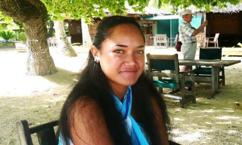 Zdjęcie TONGA / Vava'u / południowy Pacyfik / Kobiety z resortu 2