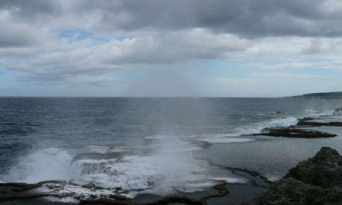 Zdjęcie TONGA / Tongatapu / Okolice Nuku'alofa / Oddech oceanu