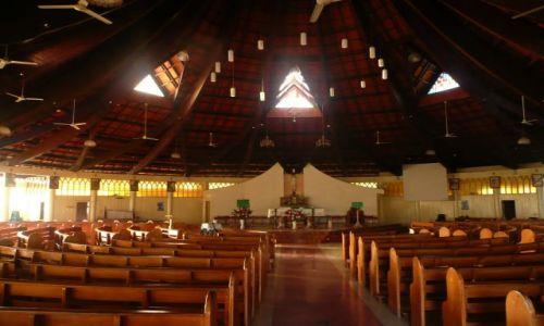 Zdjęcie TONGA / Nuku'alofa / Centrum miasta / Świątynia