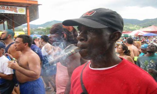 Zdjecie TRYNIDAD I TOBAGO / Trynidad / Port of Spain / karnawał na Trynidadzie