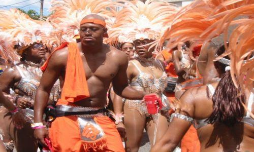 Zdjęcie TRYNIDAD I TOBAGO / Trynidad / Port of Spain / karnawał na Trynidadzie