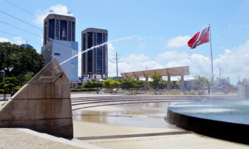 Zdjecie TRYNIDAD I TOBAGO / Port Of Spain / Port Of Spain / Centrum POS