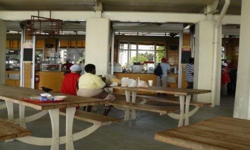 Zdjęcie TRYNIDAD I TOBAGO / trinidad / port of spain / Breakfast shed