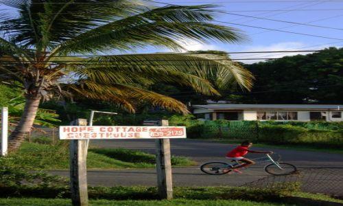 Zdjęcie TRYNIDAD I TOBAGO / Scarborough / Tobago / Hope Cottage