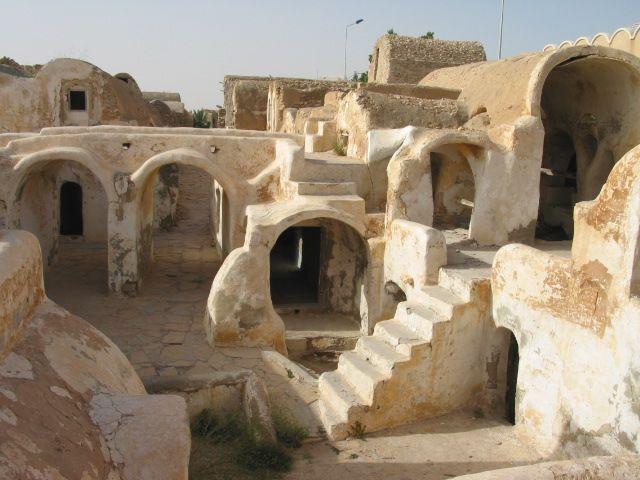 Zdj�cia: Ksar Hedada, Tunezja - Star Wars ;)), TUNEZJA
