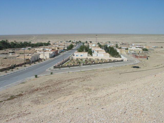 Zdj�cia: Nowoczesna oaza na Saharze, Oaza , TUNEZJA