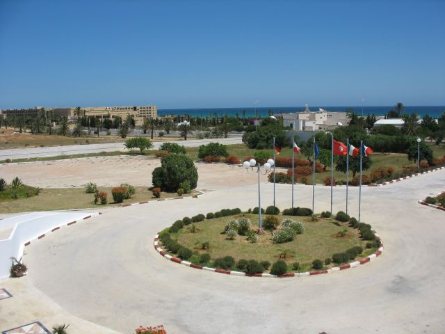 Zdj�cia: Mahdia - strefa turystyczna, Sahel, Tunezja w maju, TUNEZJA
