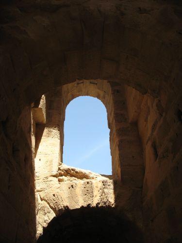 Zdjęcia: El-Dzem, Sahel, Tunezja w maju, TUNEZJA