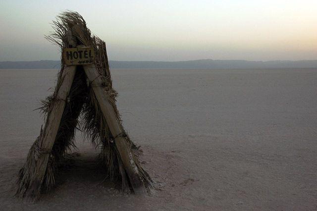 Zdjęcia: jezioro Chott El Gharsa, jeziora Chott El Gharsa, luksus inaczej, TUNEZJA