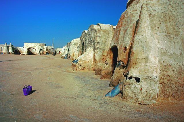 Zdj�cia: Sahara Mos Eisley, Sahara, Sahara Mos Eisley, TUNEZJA