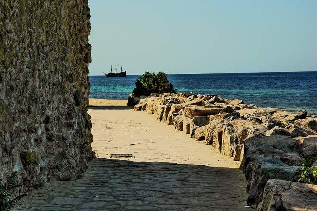 Zdjęcia: Hammamet, Hammamet, Błękit, TUNEZJA
