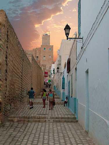 Zdjęcia: Susa, Wspinaczka, TUNEZJA