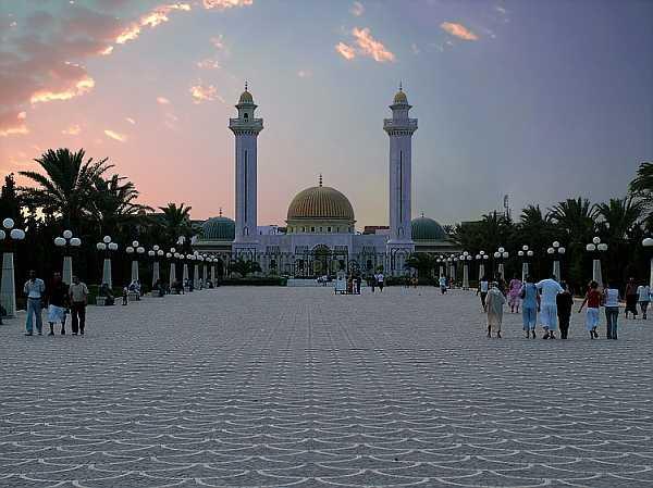 Zdjęcia: Monastir, Meczet, TUNEZJA