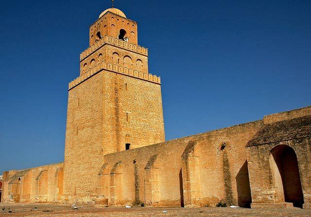Zdj�cia: Tunezja, Meczet, TUNEZJA