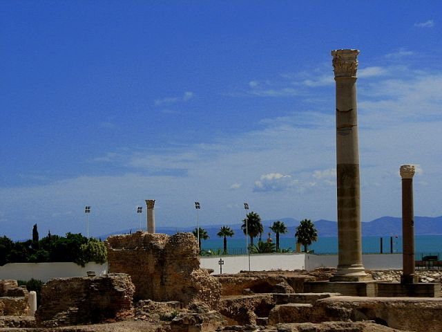 Zdjęcia: Kartagina, wakacje, TUNEZJA