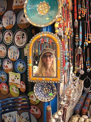 Zdjęcia: Medina, targ, TUNEZJA