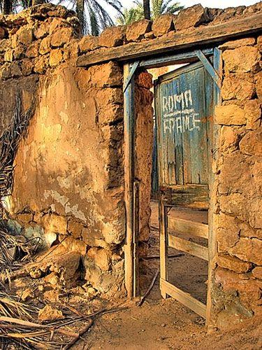 Zdjęcia: Oaza na Saharze, Oaza na Saharze, drzwi do wielkiego świata, TUNEZJA