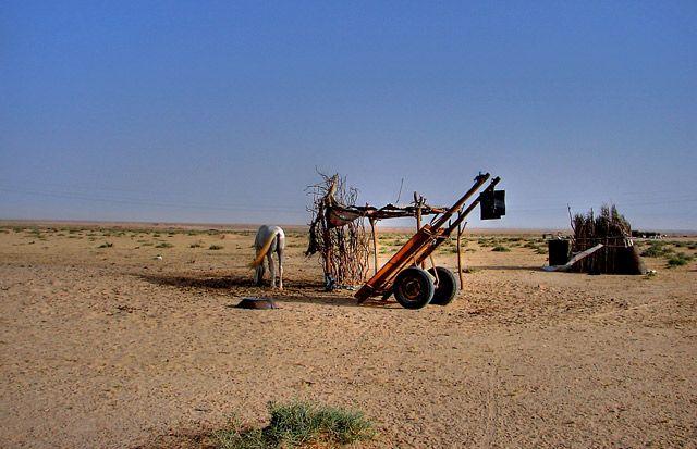Zdjęcia: Sahara, Sahara, zatrzymać  czas, TUNEZJA