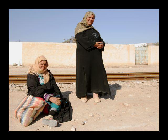 Zdjęcia: metlaqui, metlaqui, tam gdzie zycie sie toczy wokol torow, TUNEZJA