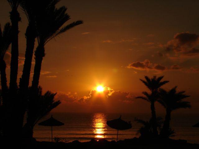 Zdjęcia: Djerba, Wyspa Djerba, Wschód na Djerbie 2, TUNEZJA