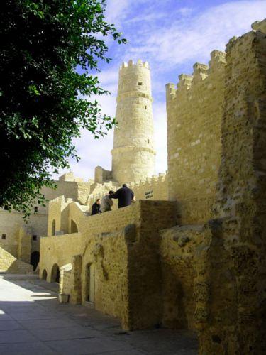 Zdjęcia: MONASTIR, SAHEL, Ribat, TUNEZJA