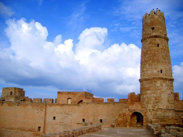 Zdj�cia: Le Ribat, Monastir, Troch� starej Tunezji1, TUNEZJA