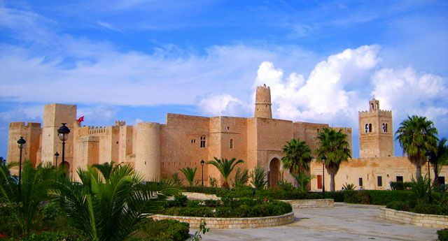 Zdjęcia: Le Ribat, Monastir, Trochę starej Tunezji3, TUNEZJA