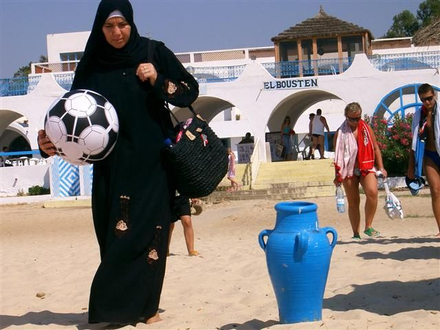 Zdj�cia: Tunis, beachsoccer, TUNEZJA