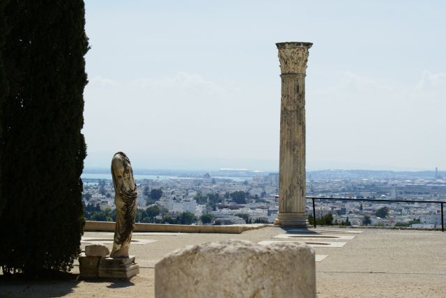 Zdj�cia: KARTAGINA, UPAD�E IMPERIUM, TUNEZJA