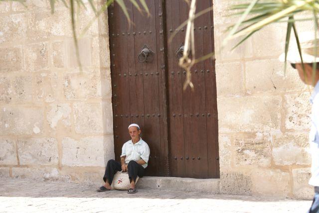 Zdjęcia: MONASTIR, CHWILA  WYTCHNIENIA, TUNEZJA